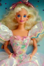 1995 Playline Collector HAPPY BIRTHDAY Blonde Barbie