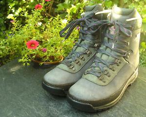 LOWA 🇩🇪 Trekking-/Bergstiefel Gr.43,5 Leder GORETEX® VIBRAM® kaum getr. NP239€