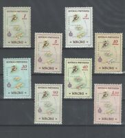 Portuguese Macau Stamps | 1956 | Maps of Macao | MH