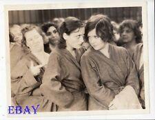 Joan Crawford w/female prisoners VINTAGE Photo Paid