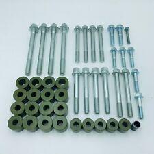Honda Element axle vibration wobble shake fix subframe spacers lift kit HRG