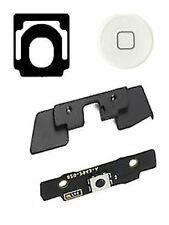 4 in 1 Ipad 2 Ipad2 Internal + Outside Home Button Keypad Keyboard Key Set White