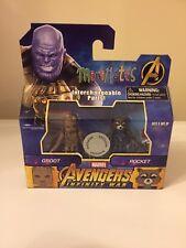 Marvel Avengers Infinity War Minimates - Rocket & Groot TOYS'R'US Exclusive!