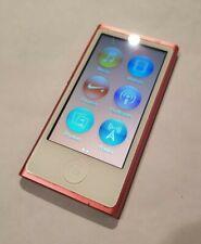 Apple iPod nano 7th Generation (Late 2012) Pink (16GB) A1446