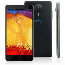 Indigi® Android 4.4 DualSim 3G SmartPhone 2Core Black Unlocked AT&T T Mobile