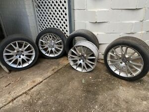 4 by Volvo C70 Wheels and Tyres