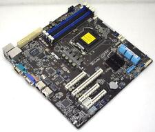 Asus P10S-M REV 1.02 P10S M mATX Mainboard Intel Sockel 1151 PCIe SATA DDR4 RAM