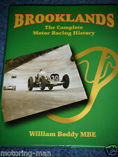 Brooklands William Boddy Limited Edition Locke King J G Parry Bira Fay Taylour