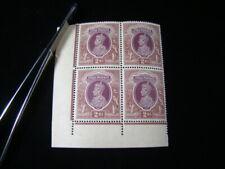 India Scott #163 Block Of 4 Mint Never Hinged O.G. $51.70 SCV Nice!!