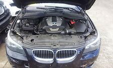 Wrecking BMW 540i e60 2008 v8 - left rear window