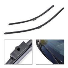 """24""""+18""""  Frameless Steel Rubber Window Windshield Wiper Blade for BMW E90/E91"""