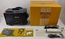 BOLEX SOUND 715 SUPER 8 PROIETTORE SONORO Inscatolato Con Manuale Made in Austria