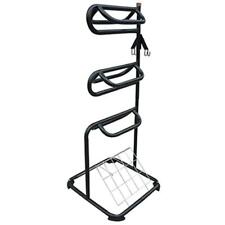 Master Rancher Ti-058 3 Tier Saddle Rack 29.9 x 28.9 x 12.8 in.