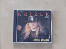Ladislav Krizek (ex Kreyson /Vitacit / Citron) _Zlatej Chlapec_CD_Tommu Records