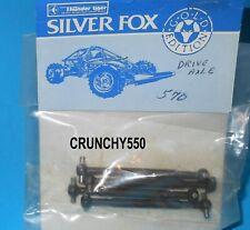 Thunder Tiger Silver Fox 112570 Dogbone Drive Axles (4) Vintage RC Part