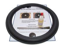 """JL Audio 12"""" 12W0, 12W1, 12W4, 12W6 Speaker Foam Surround Repair Kit - 1JL12"""