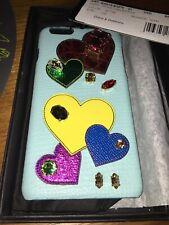 D&G iPhone 6 Plus case