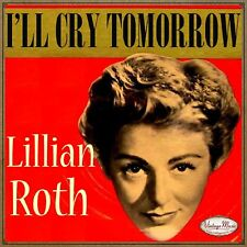 LILLIAN ROTH CD Vintage Vocal Jazz / I'll Cry Tomorrow , Love Thy Neighbour ....
