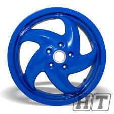 Hinterrad Felge blau Piaggio passend für Gilera Runner