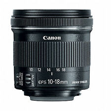 Canon EF-S 10-18mm f/4.5-5.6 IS STM *NEW*