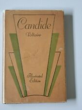 Candide by Voltaire, Illustrated Edition, Tree & Jacobs, Adrien Moreau, 1939