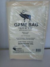 "Hunter Game Bag Co. Game Carcass Bag Elk, 1 Bag with Drawstring 36"" × 48"" Reuse"