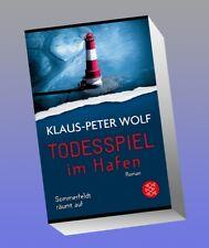 Todesspiel im Hafen, Klaus-Peter Wolf
