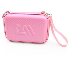 CM Storage Case fits VTech Kidizoom Creator Cam Toy Camera Toys , Pink Case Only