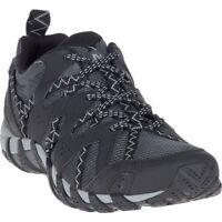 Merrell Waterpro Maipo 2 Mens Black Hiking Trail Trainer Waterproof Shoes J48611