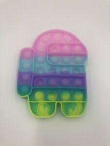 Push Pop for it Multi Bubble Fidget Toy Sensory Stress Relief Special Needs