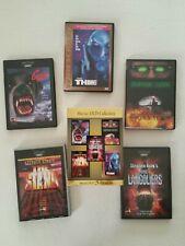 Horror DVD collection. 5 DVD Box set.