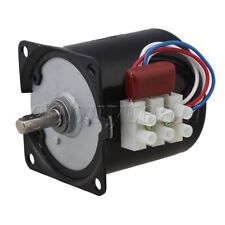 New AC 220V 10RPM Synchronous Gear Electric Motor Speed Reducing Gear-Box