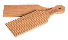 Kilner Set of 2 Wooden Butter Paddles Shapers - 0025.349