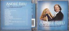 CD MULTIMÉDIA 16 TITRES ANDRÉ RIEU PASSIONNÉMENT DE 2008