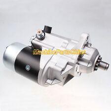 New Starter Motor 600-863-4110 for KOMATSU D39E-21 D41E S6D102 600-863-4130