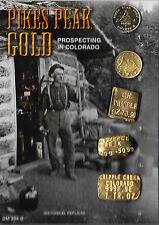 Pikes Peak Gold Replica 5 Coin Set - Historical Museum Replicas
