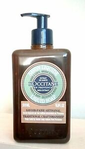 L'Occitane DELICIOUS ALMOND Liquid Soap With Shea Extract 500ml Hands & Body