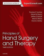 Principles of Hand Surgery and Therapy by Jeffrey E. Budoff, Mark E. Baratz,...