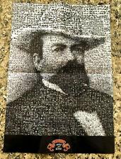Jack Daniel's Advertising 150 Year Anniversary Foldout Poster Photographs