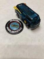 """Hot Wheels Redline """"BEACH BOMB"""", Rare Unrestored Near Mint Condition, w/ BUTTON!"""