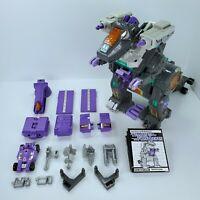 Vintage Transformers G1 Trypticon Evil Decepticon Action Figure Hasbro 1986