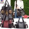 YOLANDO Women CANVAS Bags Handbag Shoulder Hobo Purse Messenger Tote Bag T0042