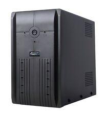 Powercool Smart UPS 1200VA - 3 x UK Plug, 3 x IEC, 2 x RJ45, USB, LED Display