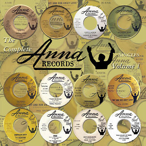 Various Artists - The Complete Anna Records Singles Volume 1 CD