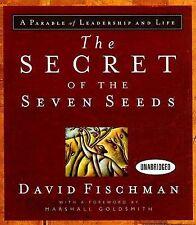 RARE 5 CD The Secret of the Seven Seeds David Fischman