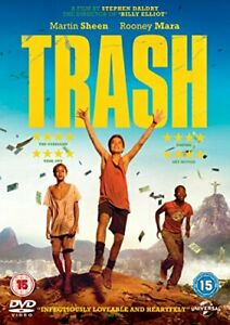 Trash [DVD] [2015] - DVD  YGVG The Cheap Fast Free Post