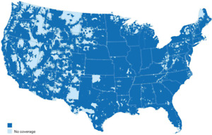 Unlimited AT&T 4G LTE Data Account $20 monthly - Your own account!