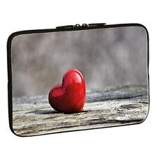 Design Schutzhülle 17,3 Zoll (43,9cm) Notebook Laptop Tasche - love