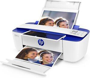 HP 3760 Stampante DeskJet Multifunzione Getto Termico d'Inchiostro Wi-Fi - blu