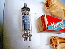 N339 Marconi  Tube Valve New Old Stock  1 PC D17